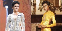 Phản ứng bất ngờ của tân Hoa hậu H'Hen Niê khi bị miệt thị màu da