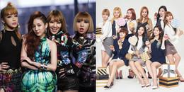 Những nhóm nhạc nữ hàng đầu của thế hệ Kpop thứ 2 và thứ 3