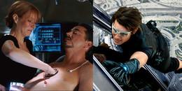 Những cảnh quay 'có 1-0-2' trong bom tấn Hollywood không hề dùng đến kỹ xảo CGI