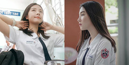 'Nữ thần' xinh đẹp lại còn học giỏi trong 'truyền thuyết' của HS trường THPT Phú Nhuận đây rồi