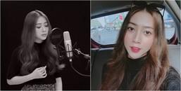 """Hot girl xinh đẹp cover 'Buồn của anh' theo phiên bản 'Buồn của con' nghe mà """"phát yêu"""""""
