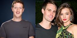 10 doanh nhân trẻ 'tự lực' đi lên hiện đang giàu nhất thế giới