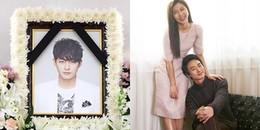 yan.vn - tin sao, ngôi sao - Người hâm mộ nghẹn ngào với di ảnh rạng rỡ của em trai Ha Ji Won trong tang lễ