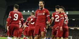 Highlights Liverpool 2-1 Everton: Tân binh lên tiếng