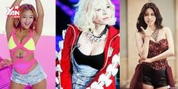 Top 10 mỹ nhân có vòng 1 khủng quyến rũ nhất Kpop đến cả fan girl cũng phải mê mẩn