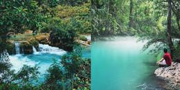 Suối Lê Nin - Viên ngọc quý giữa núi rừng Đông Bắc