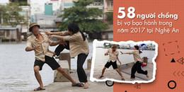 Nghệ An: Khi mà 'các chị vùng lên' khiến 58 ông chồng bị vợ dùng vũ lực gia đình trong năm 2017
