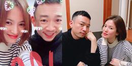 Lâu rồi mới khoe ảnh mà Song Hye Kyo lại chụp hình thân thiết với 'trai lạ'