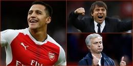 Tin hot chuyển nhượng 16/1/2018: Chelsea 'phá bỉnh' MU vụ Sanchez, Aubameyang đến Arsenal