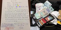 Câu chuyện cổ tích ở Sài Gòn: Chàng trai tìm lại được túi, ví và nguyên vẹn số tiền sau khi bị cướp