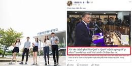 Sự thật thông tin: 'Hàn Quốc không nhận du học sinh Việt Nam từ năm 2018' đang gây hoang mang CĐM