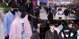 yan.vn - tin sao, ngôi sao - Dàn trai đẹp Wanna One tiều tụy giữa sân bay sau sự cố fan hâm mộ bị bắt