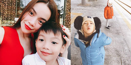 Chỉ mới 7 tuổi, Subeo đã bày tỏ tình cảm với Hồ Ngọc Hà đáng yêu thế này