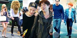 Những hình ảnh khiến bạn không chỉ mê idol mà phải mê luôn cả quản lí của idol