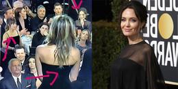 Khoảnh khắc hài nhất MXH: Dakota hóng hớt phản ứng của Angelina khi gặp vợ cũ Brad Pitt