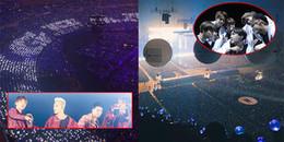 Đâu là các nhóm nhạc Kpop sở hữu những concert có lượng khán giả khủng nhất?