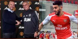 Tin hot chuyển nhượng 26/1/2018: Man United gia hạn với Jose Mourinho, Riyad Mahrez đến Arsenal