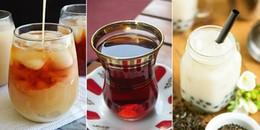 Vòng quanh thế giới và thưởng thức 10 loại trà sữa ngon nhất quả đất