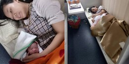 Màn 'vượt cạn' thần kỳ của thai phụ ngay trên toa tàu sắt từ Sài Gòn đến Nghệ An