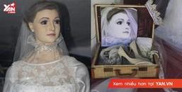 Hãi hùng cửa hàng áo cưới dùng thi thể người chết làm ma nơ canh suốt gần 80 năm