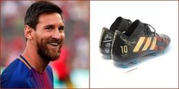 Muốn biết sự nghiệp và cuộc đời của Messi, hãy xem qua vật phẩm này!