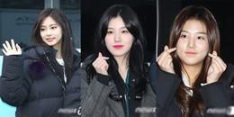 Mỹ nhân Hàn tại Đại hội thể thao idol: Người giữ vững phong độ, người xuống sắc trầm trọng