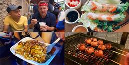 Hỏi khách nước ngoài về món đường phố yêu thích nhất ở Sài Gòn, thì hóa ra họ cũng 'sành ăn' lắm