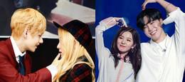 Các chàng trai nhà BTS được fan gán ghép với idol nữ nào nhiều nhất?