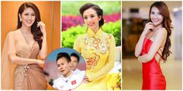 Dàn mỹ nhân Việt 'cả gan' tỏ tình với Quang Hải sau cú sút 'thần thánh'