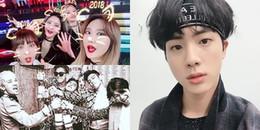 Thích thú ngắm ảnh đón mừng năm mới của loạt sao Hàn