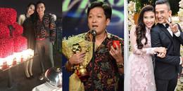 yan.vn - tin sao, ngôi sao - Những màn cầu hôn, tỏ tình người yêu trên sóng truyền hình trực tiếp của sao Việt
