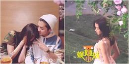 Lộ ảnh mặc váy cưới, Quan Hiểu Đồng sắp về chung một nhà với Lộc Hàm?