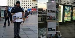 Vụ gia đình bé Nhật Linh xin chữ ký đòi lại công bằng cho con đã được báo Nhật Bản vào cuộc hỗ trợ