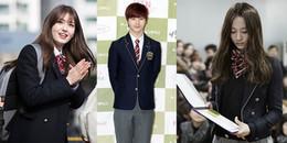 Ngôi trường hot nhất Hàn Quốc: Không chỉ toàn idol danh tiếng mà nữ sinh cũng toàn mỹ nhân