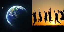 Điều gì sẽ xảy ra nếu 7.5 tỉ người trên Trái đất cùng bật nhảy một lúc?