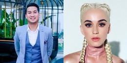Em chồng Hà Tăng sẽ mang tour diễn thế giới của Katy Perry đến Việt Nam