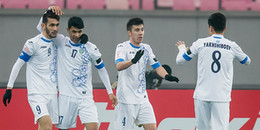 Highlights U23 Nhật Bản 0-4 U23 Uzbekistan: Nhà vua thoái vị