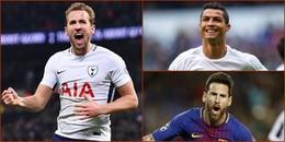 Top 5 'huyền thoại sống' trẻ nhất trong lịch sử bóng đá: CR7 và M10 'cúi đầu' trước Harry Kane!