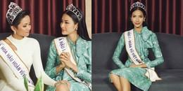 Á hậu Hoàng Thùy: 'Tôi từng kiếm tiền bằng nghề giúp việc giống H'Hen Niê'