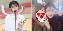 IU 'chơi lớn' bao cả nhà hàng sang trọng để ăn mừng giải Daesang tại Golden Disk Awards