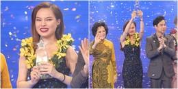 yan.vn - tin sao, ngôi sao - Đúng như dự đoán, Giang Hồng Ngọc xuất sắc đăng quang Cặp đôi hoàn hảo 2017