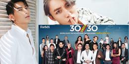 Sơn Tùng M-TP, Isaac bất ngờ lọt vào Top 30 người trẻ 'đỉnh' nhất Việt Nam