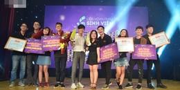 CLB Truyền thông REC miền Nam lập 'cú đúp' danh hiệu Cánh Chim tại Lễ trao giải Liên hoan phim SV