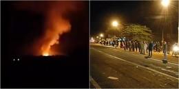 Vụ nổ kho đạn ở Gia Lai: 'Cách 2 km vẫn thấy rung lắc như động đất'