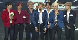 BTS phá vỡ thành tích 10 năm 'thống trị' giải Daesang của các nghệ sĩ nhà SM