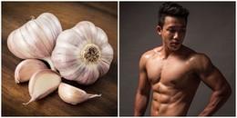 Không cần nước hoa đắt tiền, chuyên gia cho biết ăn nhiều tỏi sẽ giúp các chàng hấp dẫn phái đẹp