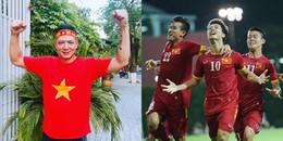 Thêm một sao Việt tặng phần thưởng 'khủng' cho U23 Việt Nam
