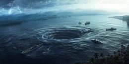 Xuất hiện xoáy nước kép khổng lồ - 'tử thần' đáng sợ không ngờ tới giữa đại dương mênh mông