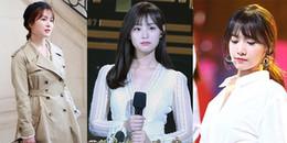 Những sao nữ Hàn cắt tóc mái là cả một bầu trời cực phẩm