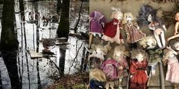 Tìm hiểu khu đầm lầy của '21 con búp bê sứ' đáng sợ nhất thế giới